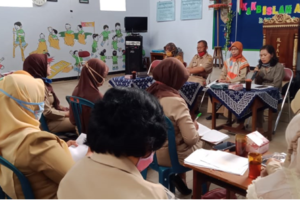 K3TK BATURETNO GELAR SOSIALISASI PKKS DAN PKG TAHUN 2020