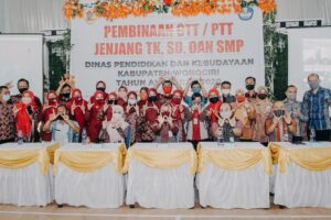 GTT/PTT Baturetno dan Giriwoyo Sukses Ikuti Pembinaan Dinas